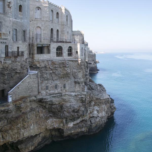 Autista privato: Polignano a Mare - vista mare