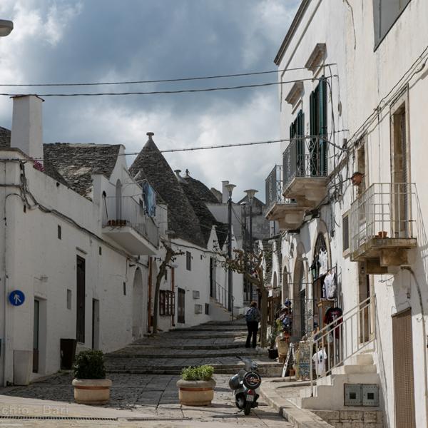 Bari Ncc - Strade dei Trulli di Alberobello