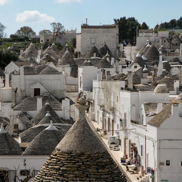 Trulli di Alberobello - Autista personale