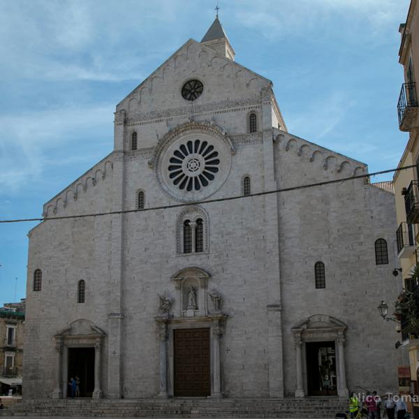 Bari Autista Privato - Cattedrale di San Sabino