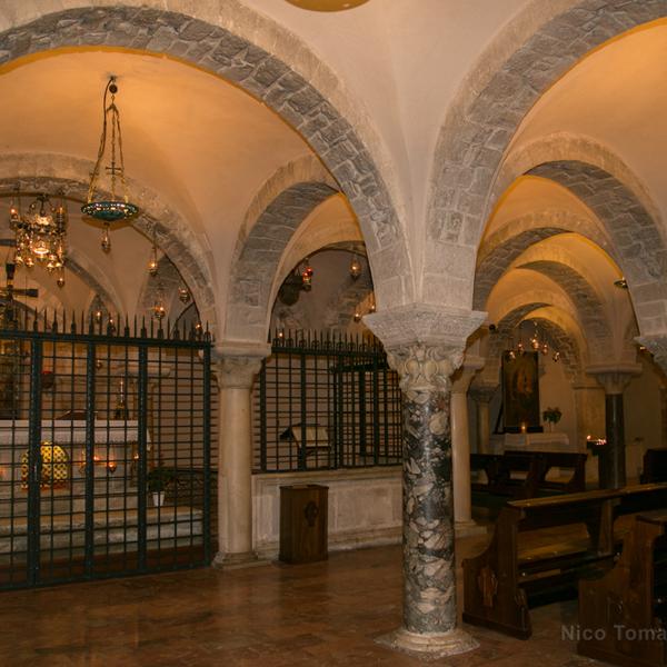 Bari Ncc - Cripta Basilica di San Nicola