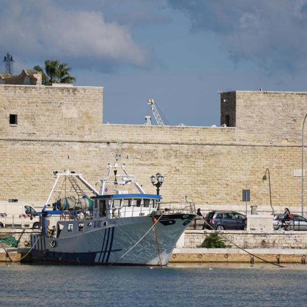 Bari Ncc - Lungomare di Bari