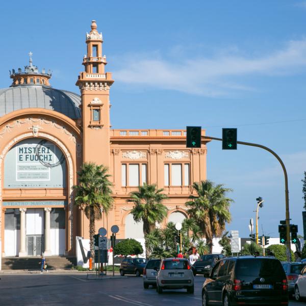 Bari Ncc - Teatro Margherita