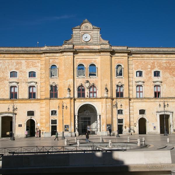 Bari Ncc - Matera, palazzo di Città