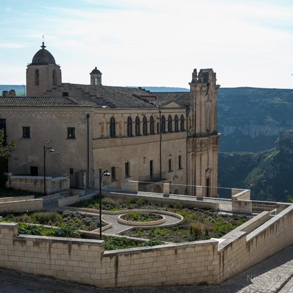 Bari Ncc - Matera vista dall'alto