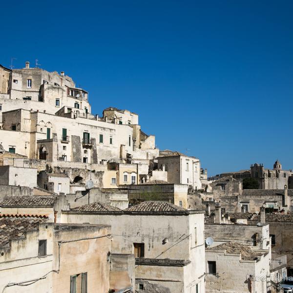 Bari Ncc - Ncc Matera, la Città dei Sassi