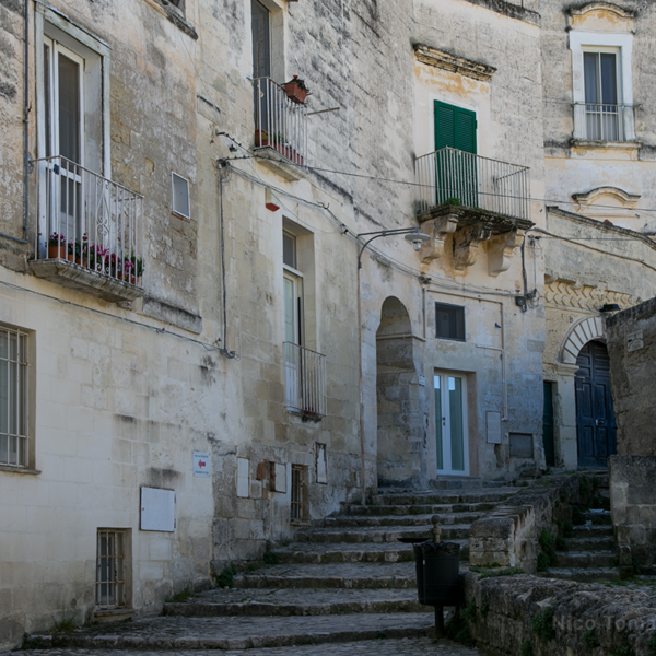 Bari Ncc - Matera, la Città dei Sassi Ncc