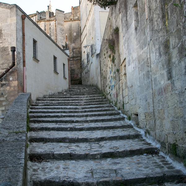 Vicoli Matera. Visitala con Ncc di Francesco Mazzoccoli