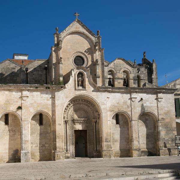 Cattedrale Matera. Visitala con Ncc