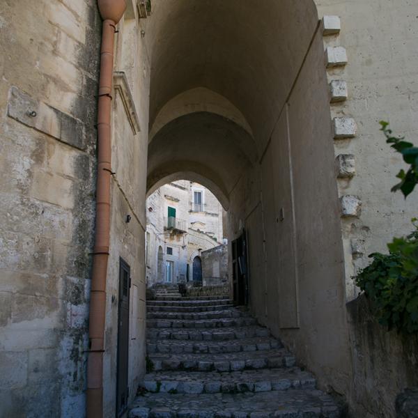 Vicoli di Matera