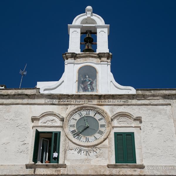 Torre Orologio di Polignano a Mare