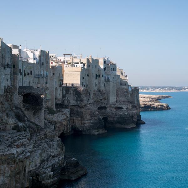 Le grotte di Polignano a Mare