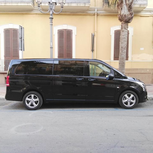 Ncc Noleggio auto con conducente privato