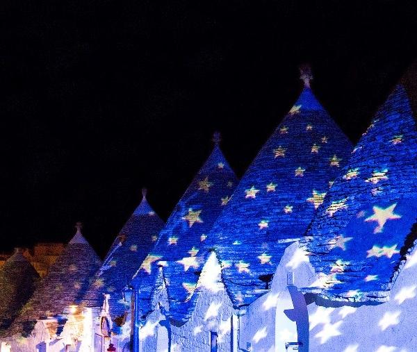 Light of Christmas Alberobello - Ncc