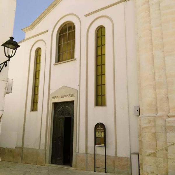 Cattedrale a locorotondo (Ba)