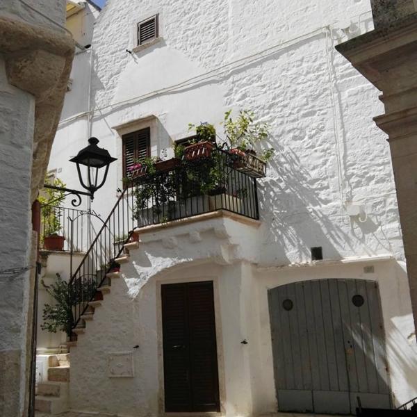 locorotondo Tipica abitazione del centro storico-