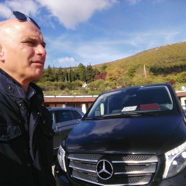 Giornata estiva a San Giovanni Rotondo con Francesco Mazzoccoli BARI NCC