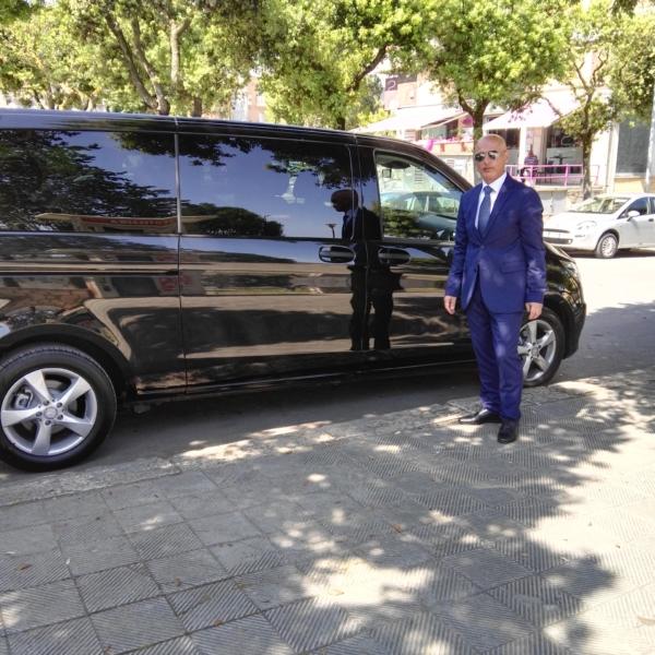 Bari Ncc - Noleggio con conducente - Francesco Mazzoccoli