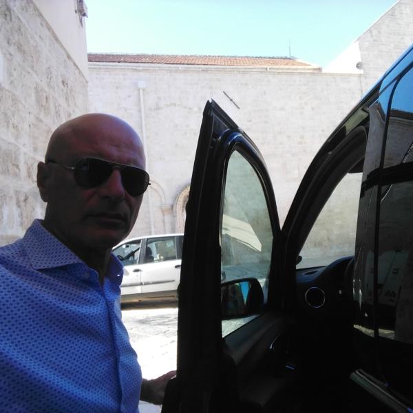 BARI NCC -Noleggio Auto Con Autista Personale