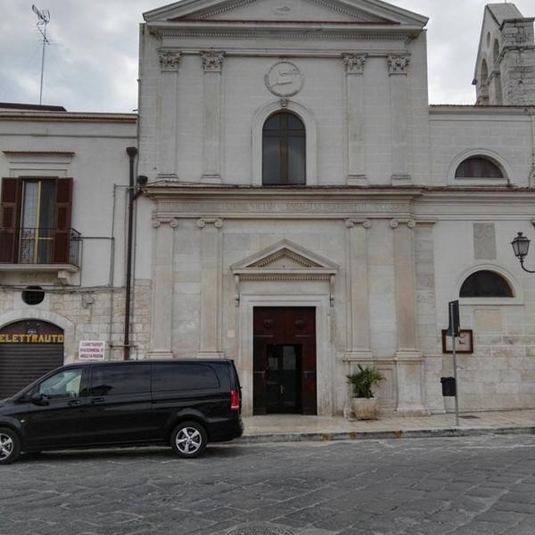 Chiesa San Cataldo a Barletta -Bari Ncc