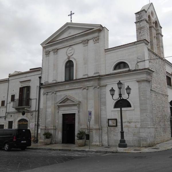 Chiesa San Cataldo a Barletta-BARI NCC